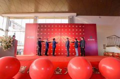北京现代济南店开业庆典活动